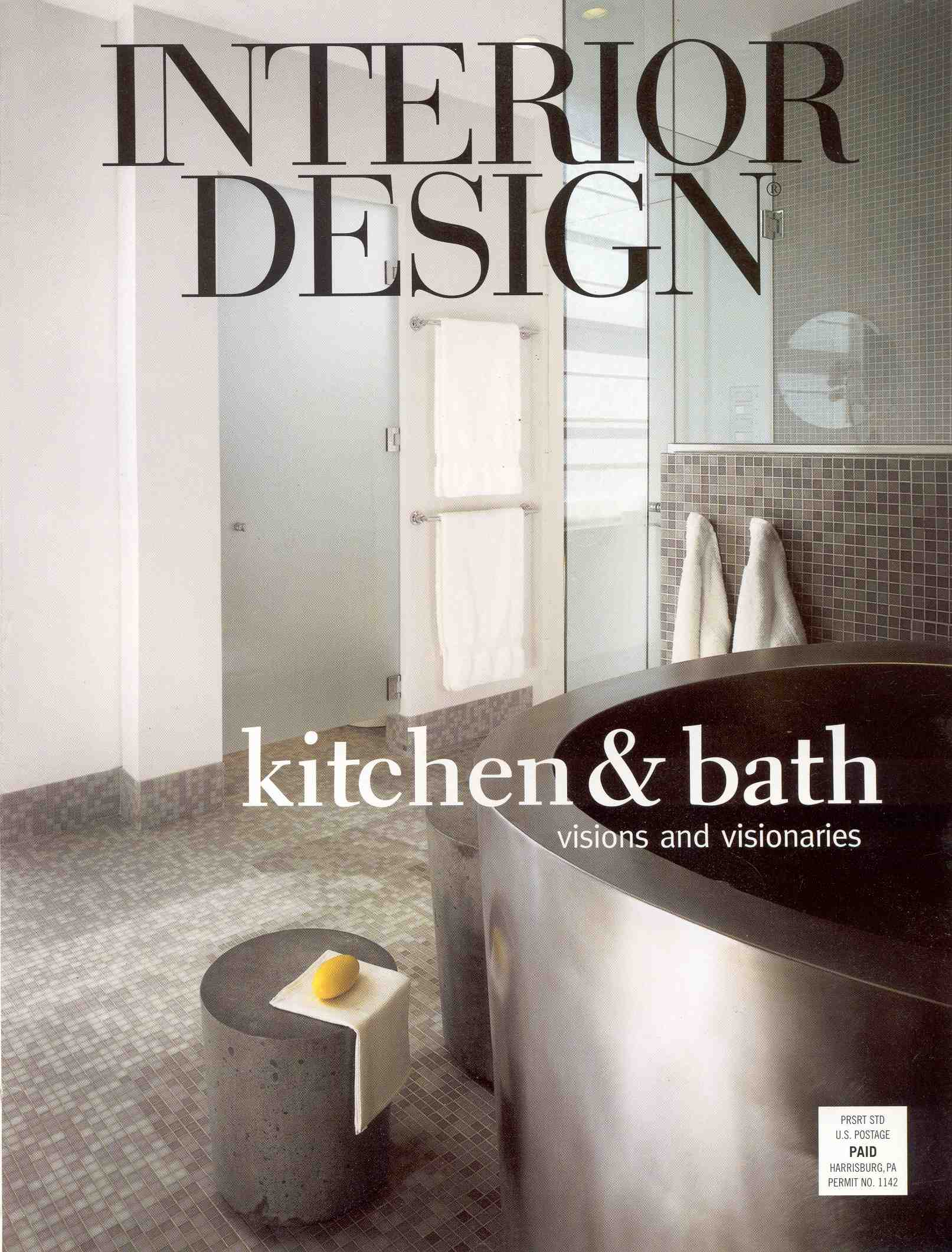 Lucianna samu renovations featured in interior design magazine Interior magazine